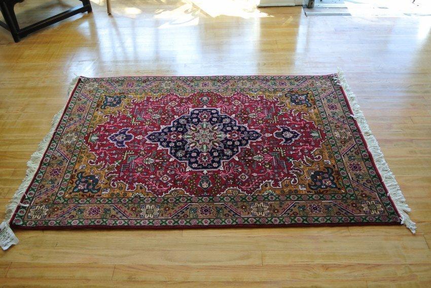 Persian rug hand made in Tabriz
