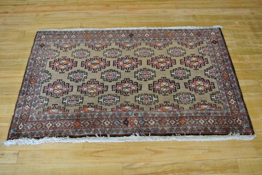 Persian rug Antique Turkman Teke mat
