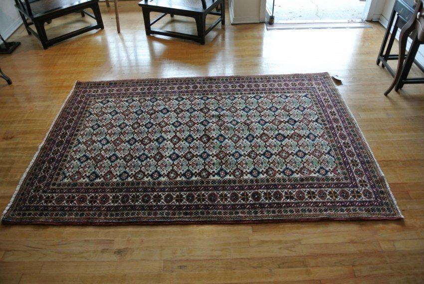 Hand made Antique Persian rug Erevan Azerbaijan