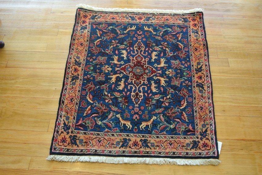 Persian carpet Bijar Havai