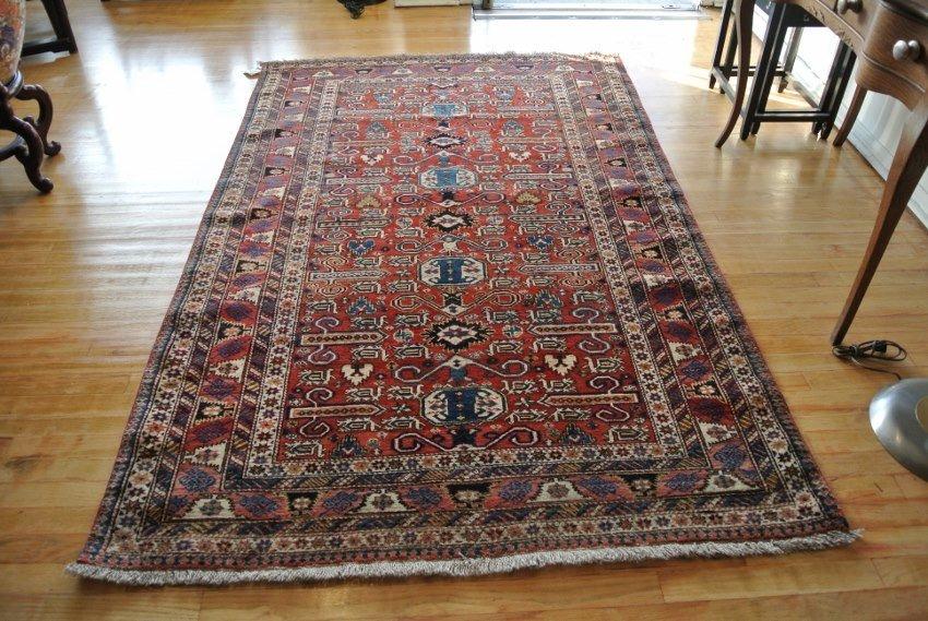 Persian rug  Heritage carpet Russian Azerbaijan