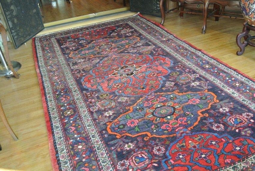 Persian rug Heritage carpet Bakhtiai