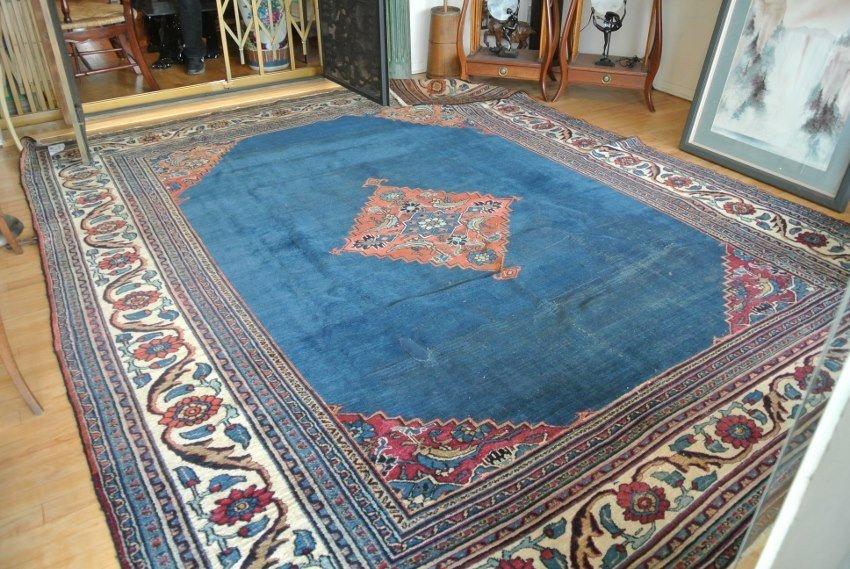 Antique Persian rus north  east Dorokhsh