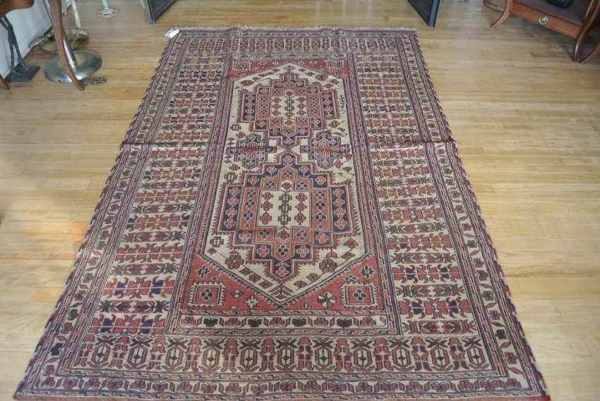 Persian carpet sumack