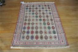 Persian rug sumack Shiraz Prayer ceremony Ja Namaz