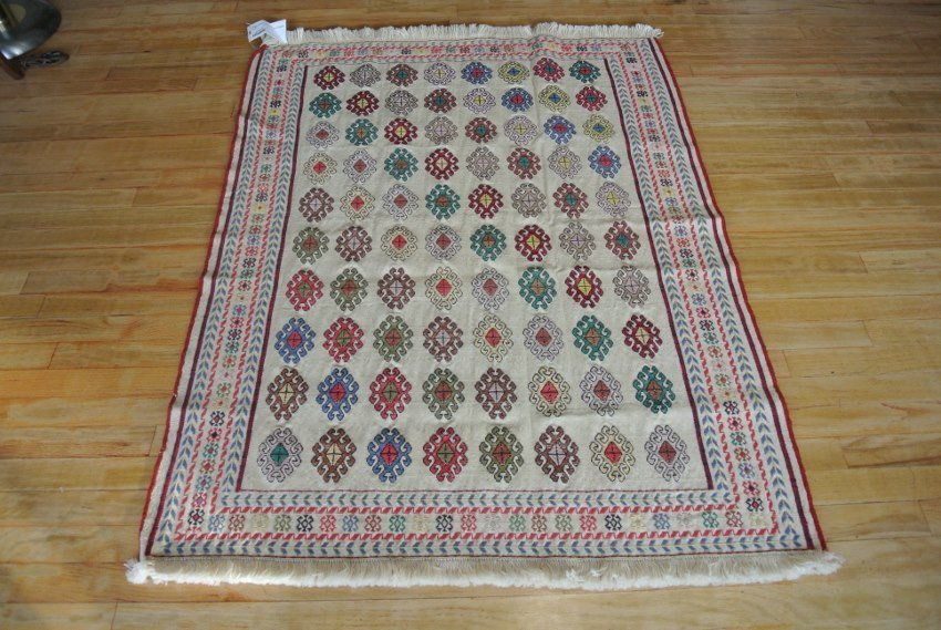 Persian rug sumack Shiraz Prayer ceremony Ja Namaz