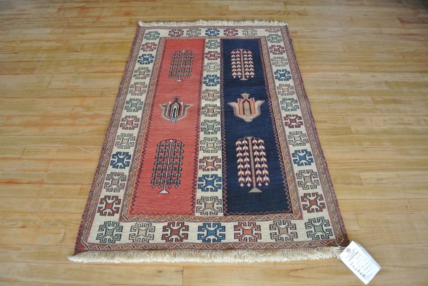 Persian rug sumack Prayer rug hand made
