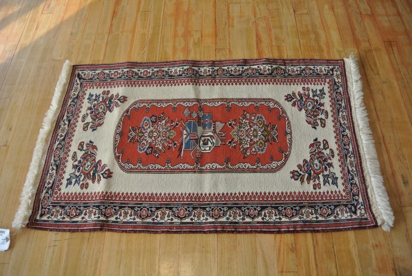 Persian rug Sumack  Prayer rug Ja Namaz