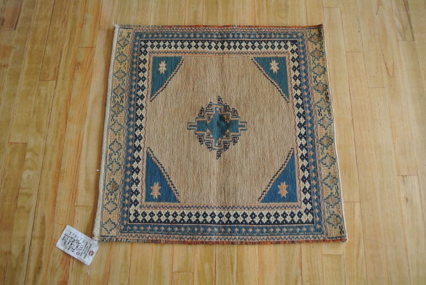 Persian rug Sumack Square hand made