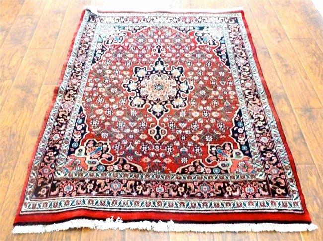 Persian carpet Bijar Halvai