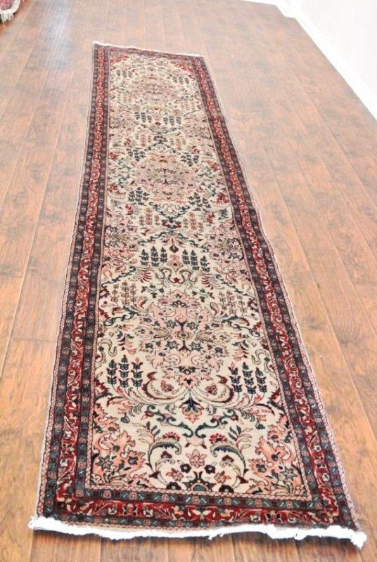 Persian rug hand made Saroogh runner