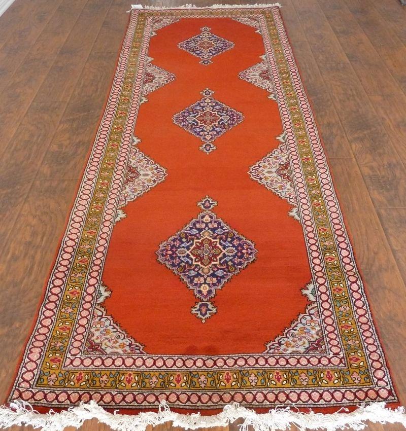 Persian rug  runner handmade original Tabriz