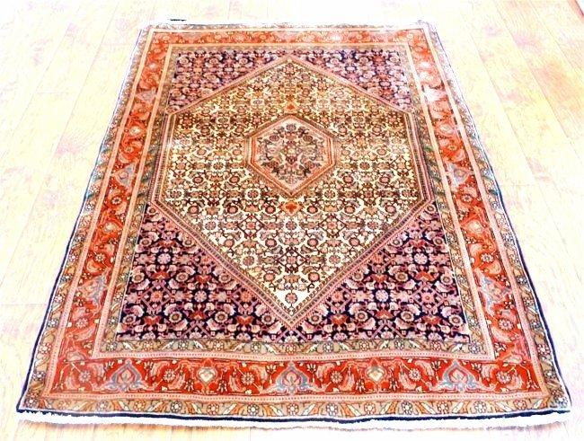 Persian rug Bijar Halvai