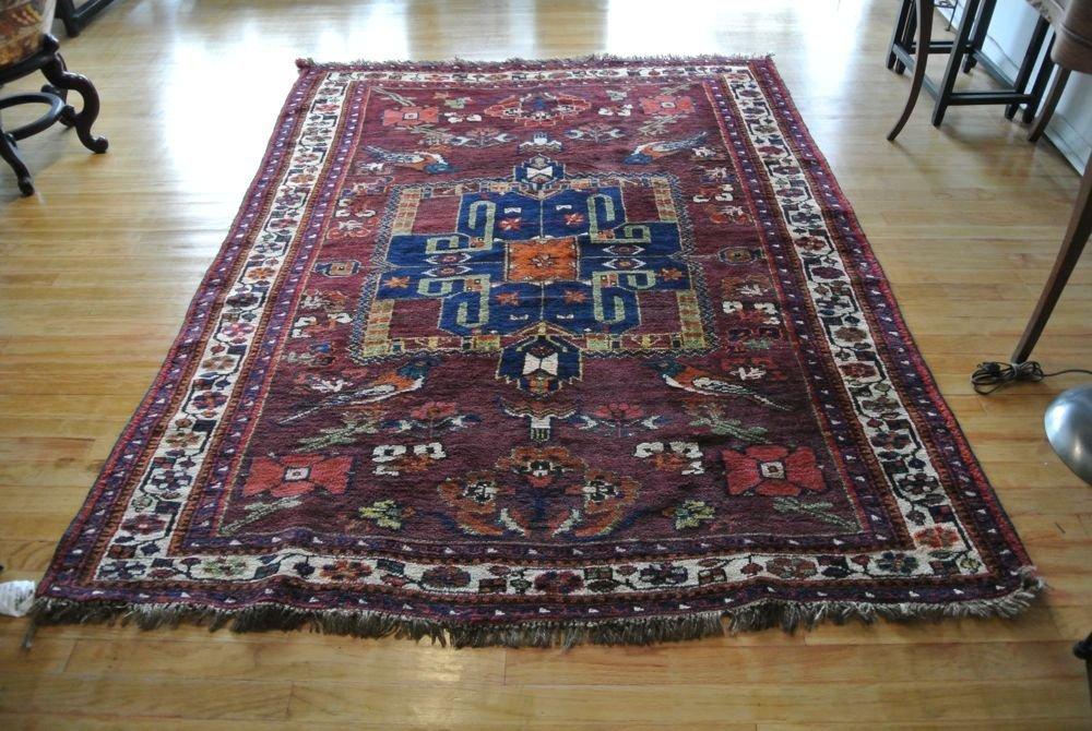Persian carpet authentic Chahar mahal Bakhtiary