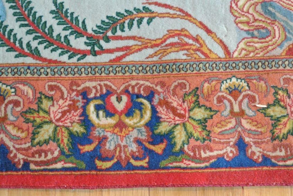 Persian carpet authentic all kurk wool Tabriz - 8