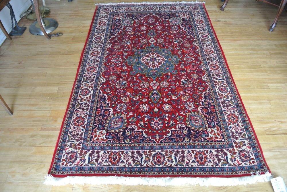 Persian carpet authentic kusk wool Saroogh