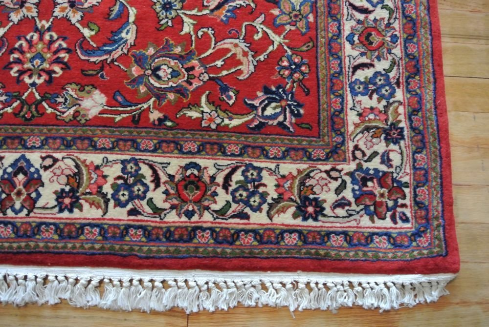PERSIAN CARPET SAROOGH SHERKATE FARSHE IRAN - 2