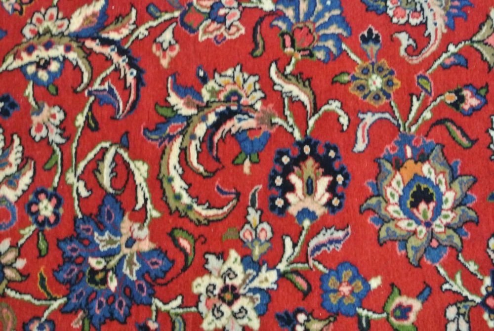 PERSIAN CARPET SAROOGH SHERKATE FARSHE IRAN - 4