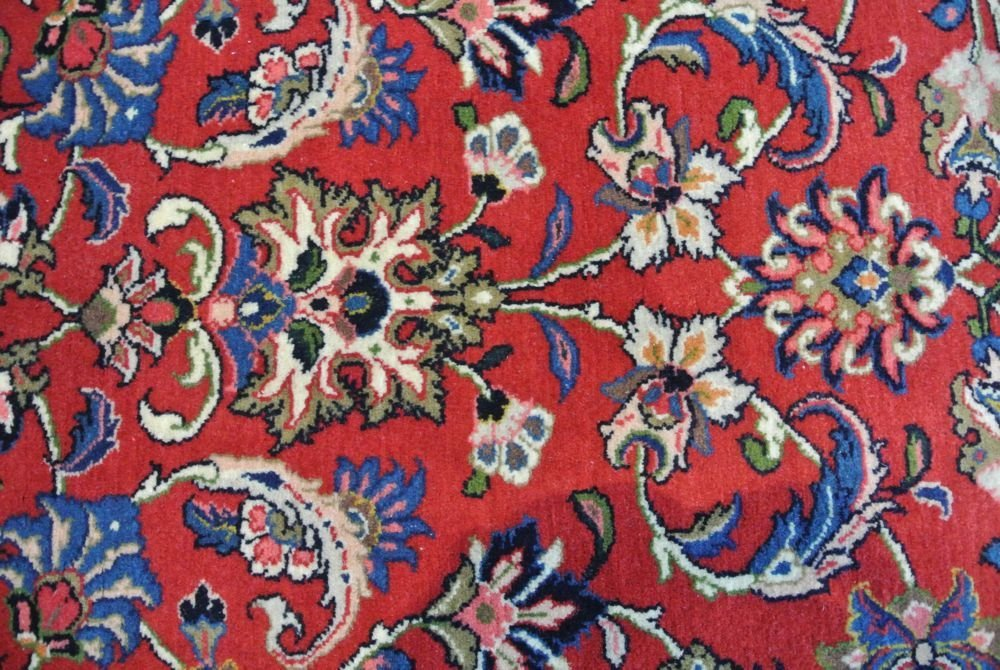 PERSIAN CARPET SAROOGH SHERKATE FARSHE IRAN - 5