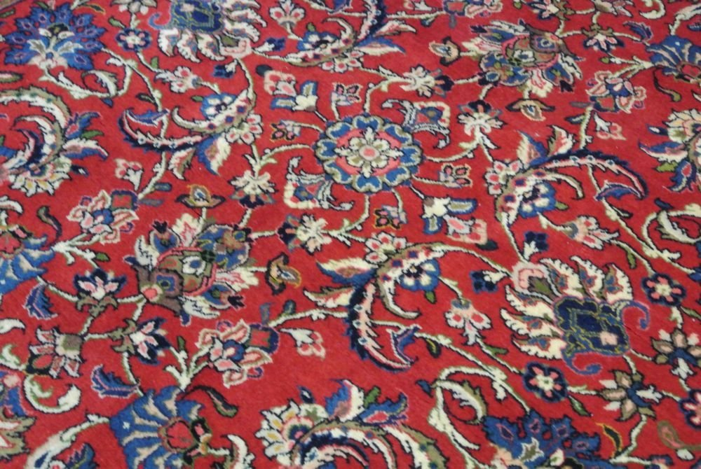 PERSIAN CARPET SAROOGH SHERKATE FARSHE IRAN - 6