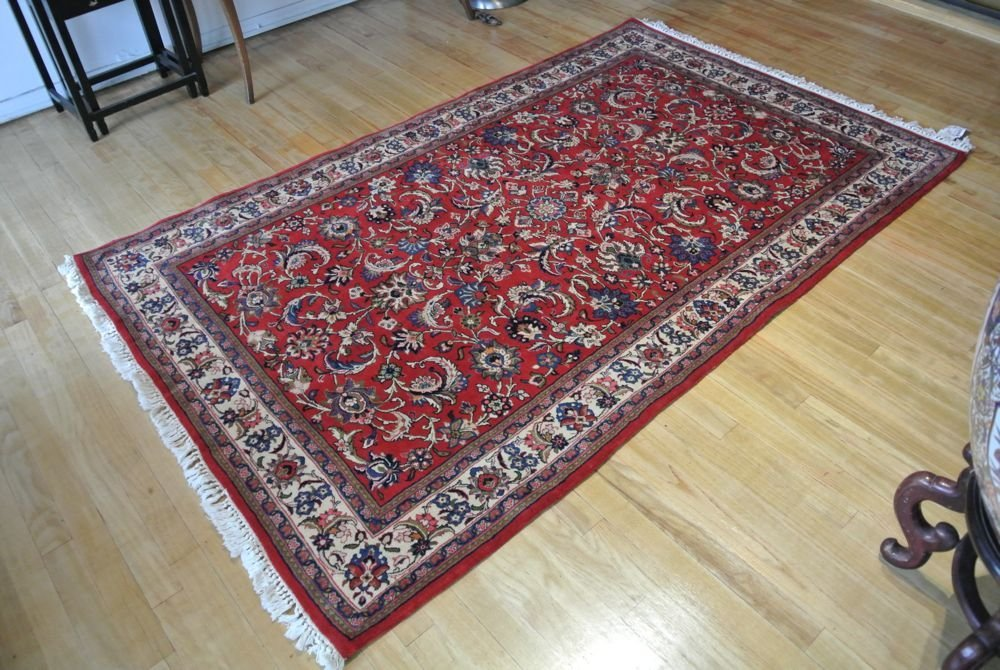 PERSIAN CARPET SAROOGH SHERKATE FARSHE IRAN - 7