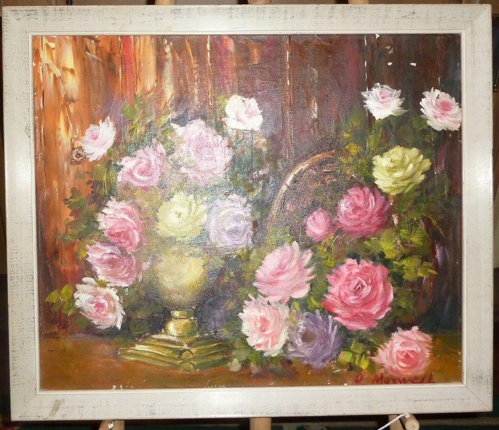 Irish Rose botanical illustrations