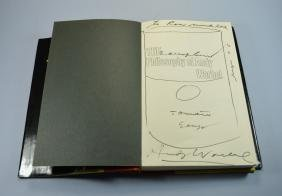 The Philosophy Of Andy Warhol Book - 1975
