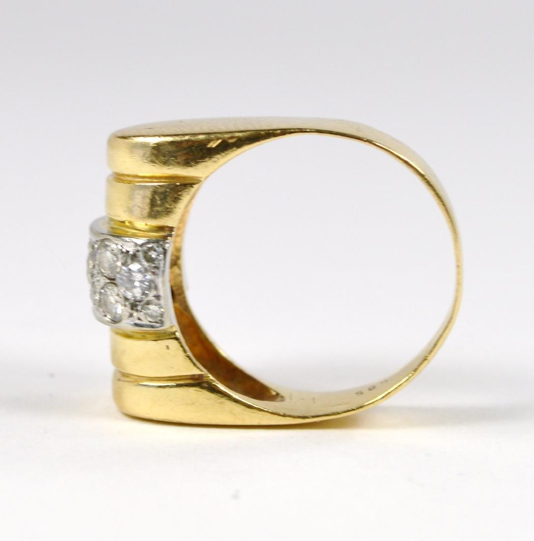 RING 14 KT GOLD