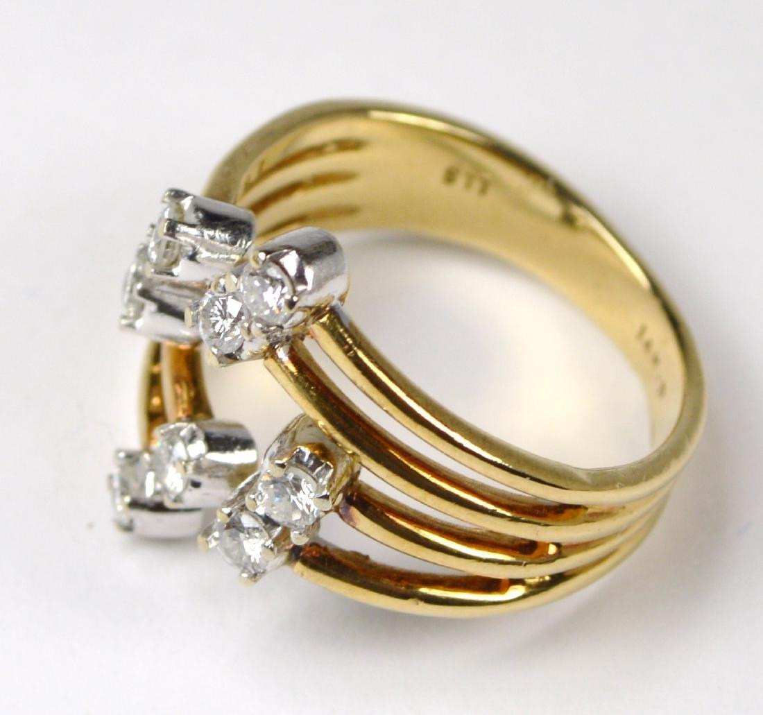RING, 14 KT GOLD - 2