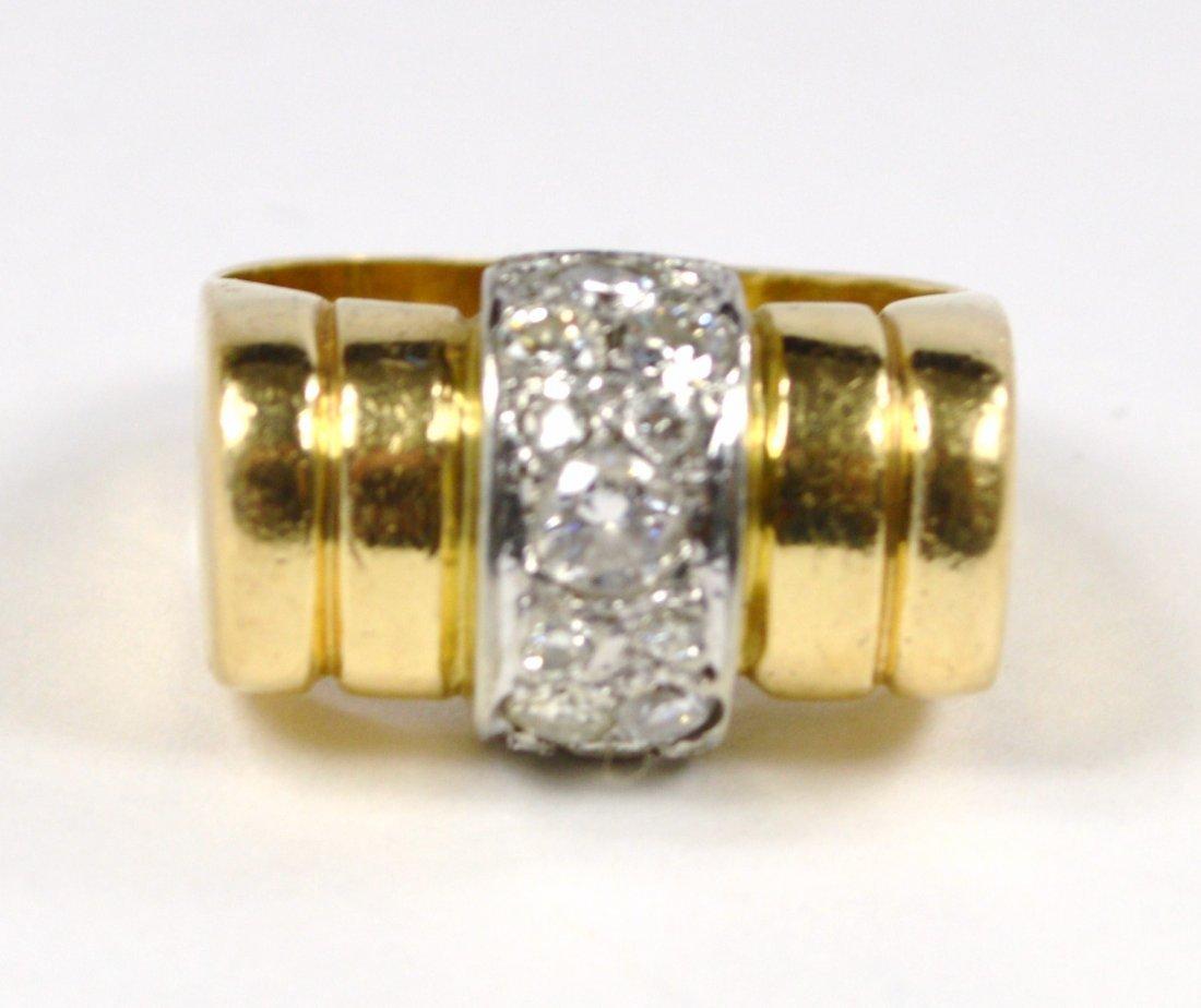 RING 14 KT GOLD (182)