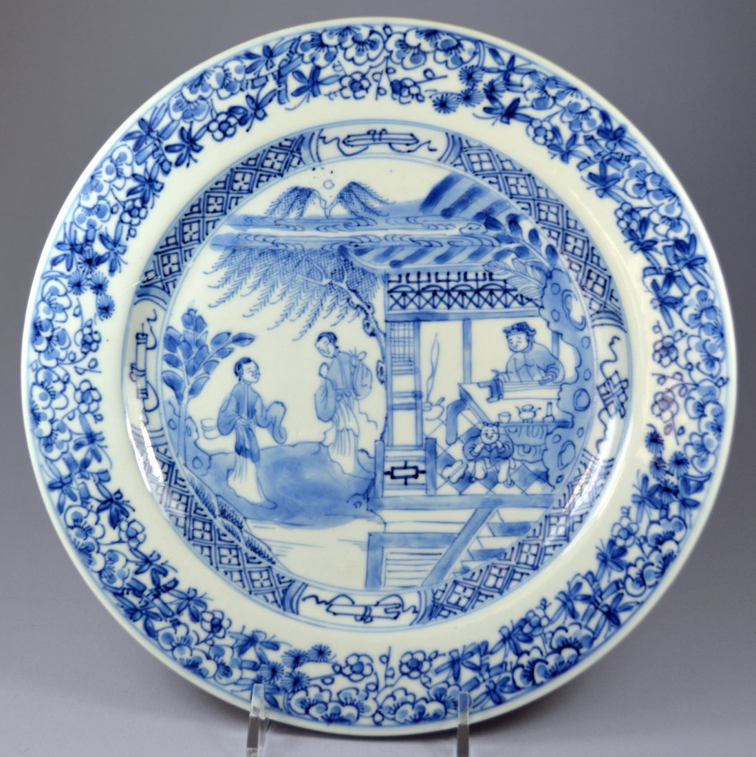 CHINESE KANGXI CHARGER 17TH-18TH C