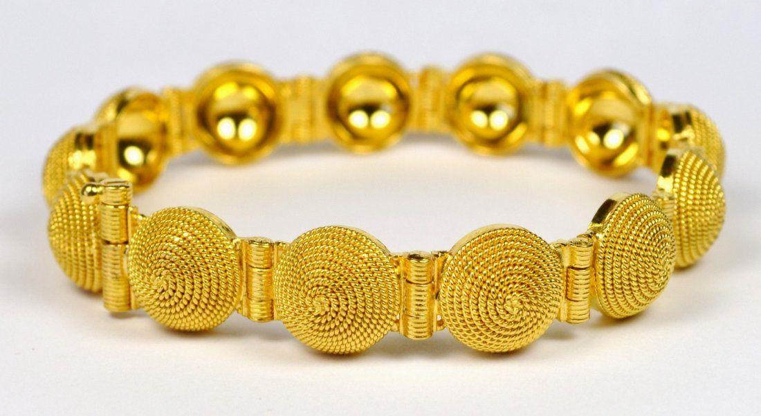 22 KT GOLD BRACELET *NEW*