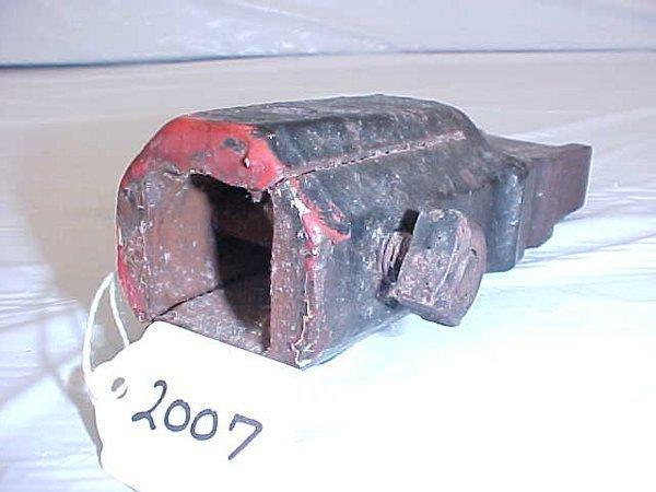 2007: Poney Switch Bracket