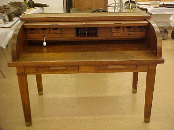 2351: Roll Top Desk
