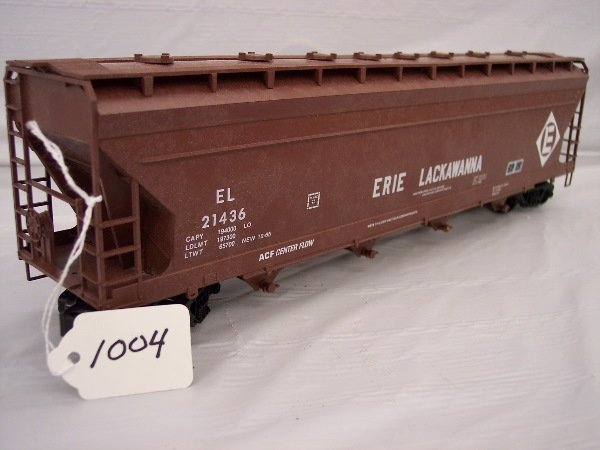 1004: Weaver Erie Lackawanna scale ACF