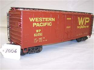 Atlas Scale Western Pacific Scale