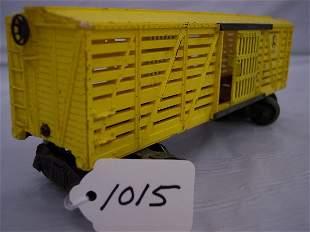 Lionel 6656 Stock car