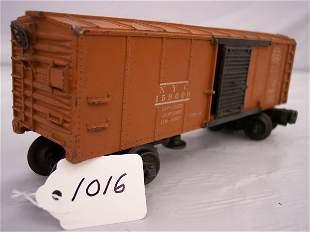 Lionel x3464 NYC Oper boxcar