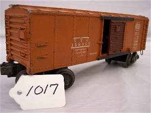 Lionel x6454 NYC Boxcar