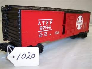 Lionel 9784 Santa Fe Boxcar