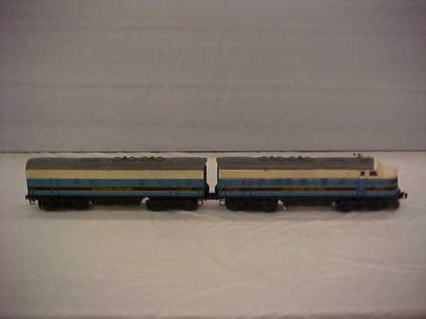 1380: Lionel B&O 2368 A&B Units