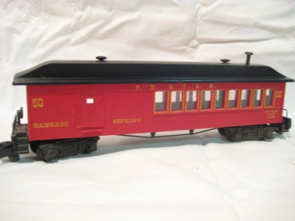 1002: PRR baggage car