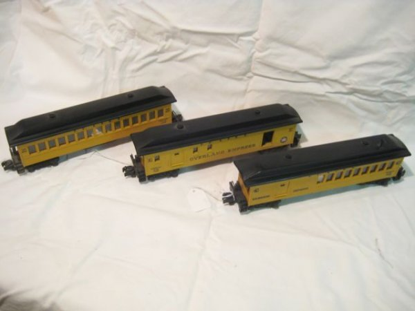 1004: Old Time Pass Cars