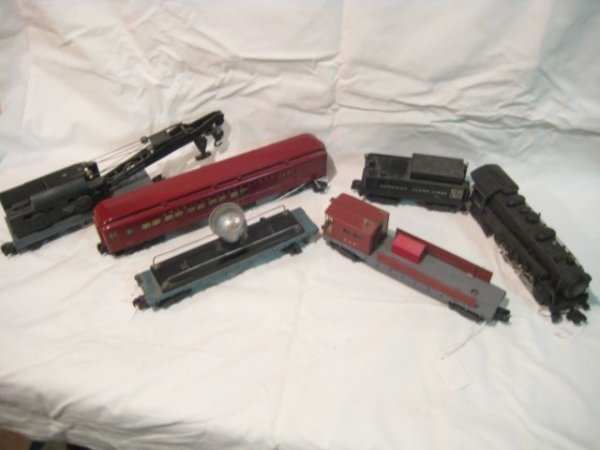1005: The Yard King Steam work train