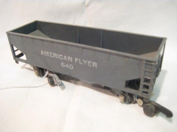 1006: Gray Hopper car