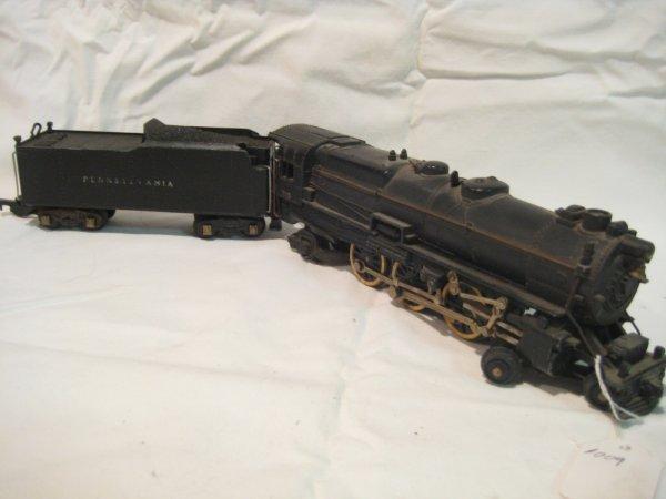 1009: Pacific Steam Engine