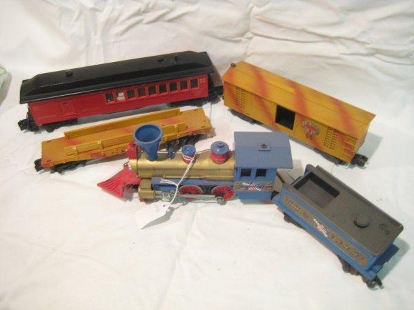 1013: Frontierman's Freight Set