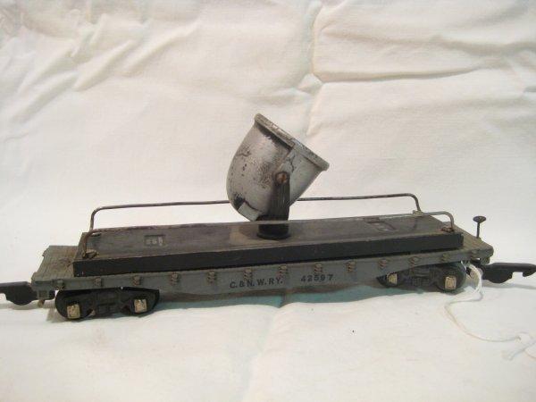 1015: C & NNRY Floodlight car