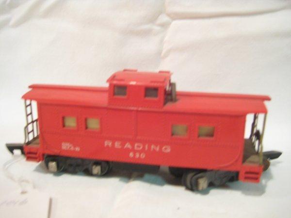 1016: Reading caboose