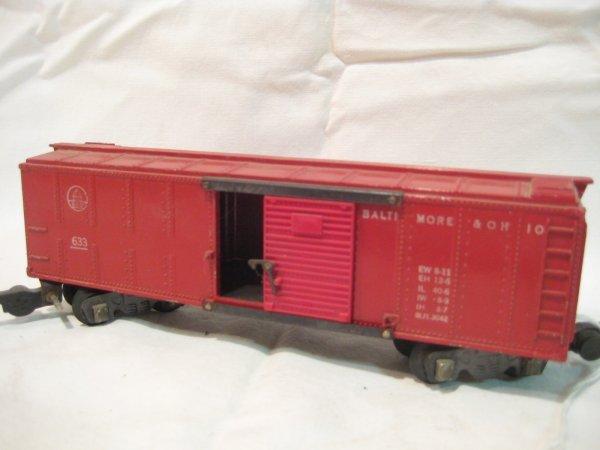 1020: Boxcar